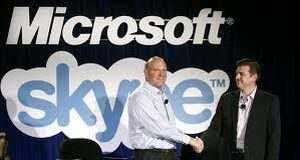 Microsoft&Skype