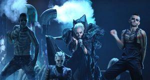 Lady Gaga Grammy Concert