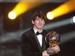 Lionel Messi 2011 Best Player