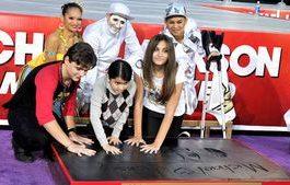 Jackson Kids Handprints
