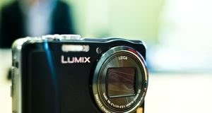 Panasonic Lumix DMC-ZC 20