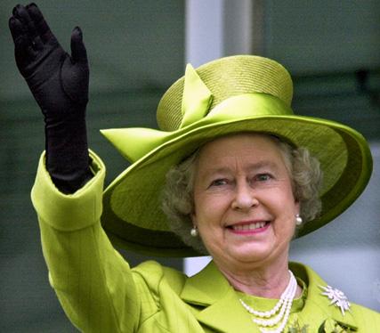 Queen Elizabeth II (Elizabeth Alexandra Mary)