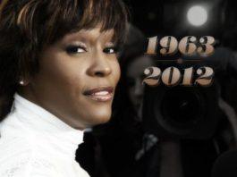 Whitney Houston Dies