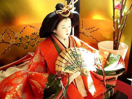 Japan's Doll Festival