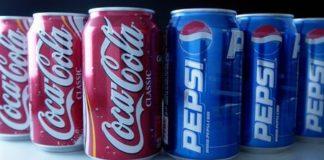 Coca-Cola & Pepsi