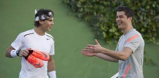 Cristiano Ronaldo vs Rafael Nadal