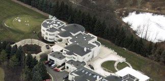 Michael Jordans Mansion