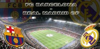 Barcelona vs Real Madrd El Clasico