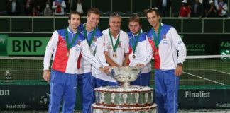 Czech Republic Wins Davis Cup 2012