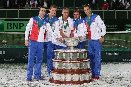 Czech Republic Wins Davis Cup 2012