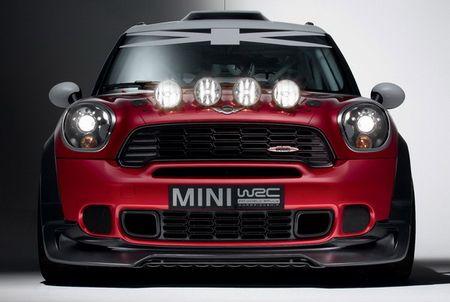 MIN Countryman WRC