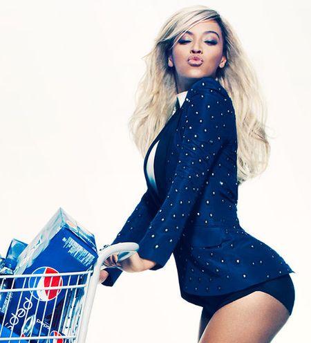 Beyonce Pepsi Promotion