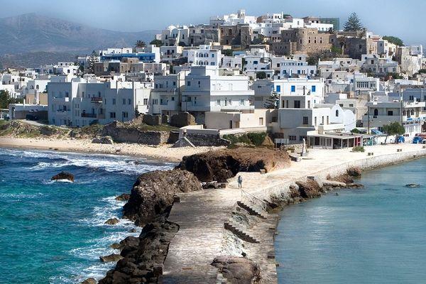Naxos, Cyclades